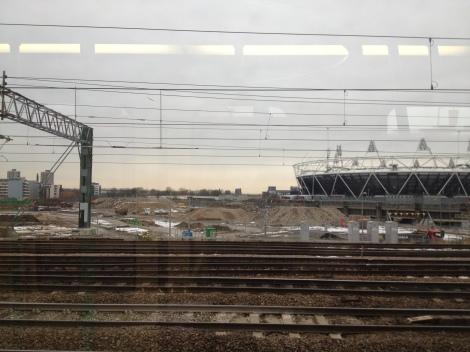 DLR to Westfield