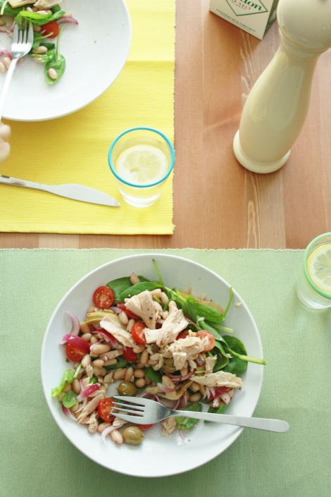 Tuna & Bean Salad
