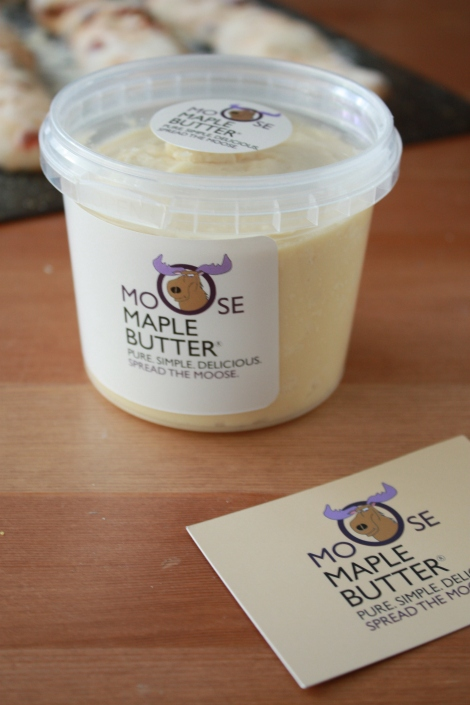 Moose Maple Butter