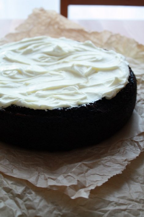 Nigellas Chocolate Guinness Cake